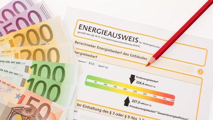 Rechtsanwalt für Immobilienrecht und Vertragsrecht, Energieausweis